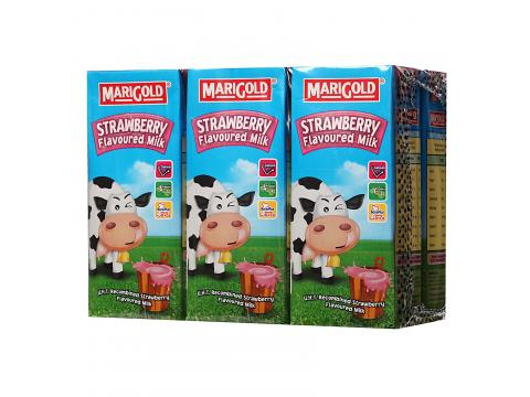 Marigold Strawberry Flavoured Milk