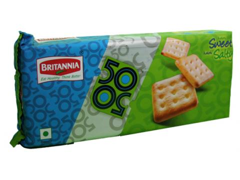 Britannia 50-50 Sweet and Salty