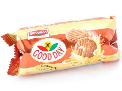 Britannia Good Day Rich Cashew Biscuit