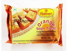 Haldiram's Orange Soan Treat