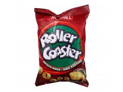 Jack 'n Jill Roller Coaster Barbecue Flavour Potato Rings