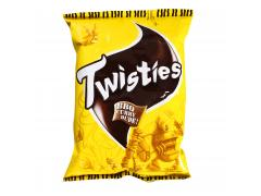 Twisties BBQ Curry Dude Flavoured Corn Snacks