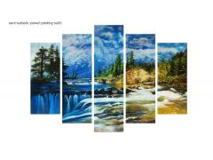 Semi Realastic Pannel Painting Set
