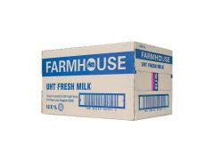 Farmhouse Fresh UHT Milk - Case