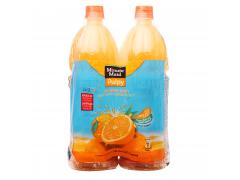 Minute Maid Pulpy Orange 2 Pet