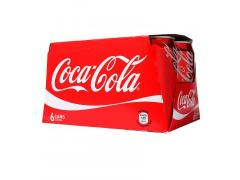 Coca-Cola  Can 6 x 330 ml