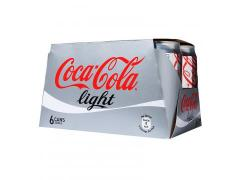 Coca-Cola Lite Can 6 x 330 ml