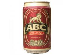 ABC Extra Stout Beer 323ml