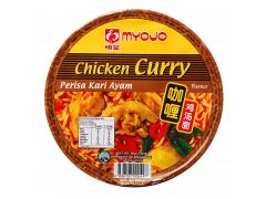 Myojo Chicken Curry Instant Noodles