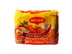 Maggi Curry Flavour Instant Noodles