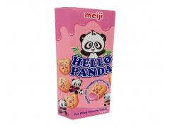 Meiji Hello Panda - Strawberry